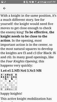 Basic Chess Opening For Kids Guide screenshot 3