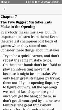 Basic Chess Opening For Kids Guide screenshot 8