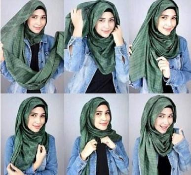 how to wear a hijab idea screenshot 1