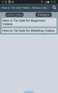 How to tie gele video ankara gele head tie steps for android apk how to tie gele video ankara gele head tie steps screenshot 2 ccuart Gallery