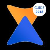 Free Xender File Transfer Guide icon
