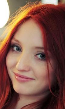 hot redheads wallpaper poster