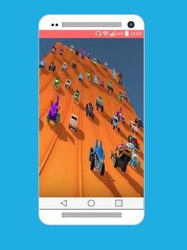 free hot wheels race off guide apk screenshot