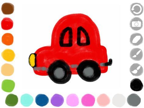 Scribbaloo Paint screenshot 5