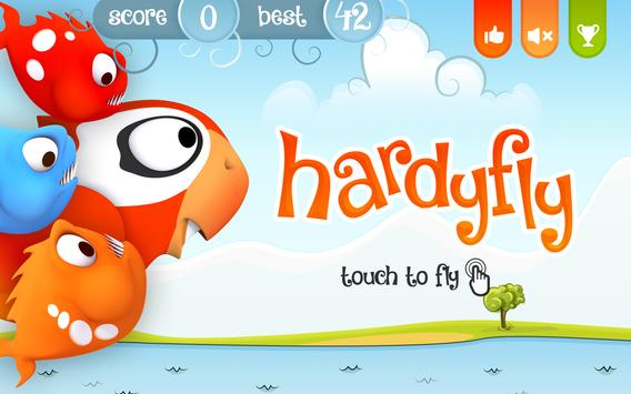 Hardy Fly apk screenshot