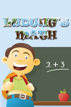 Ludwig's Math Free poster