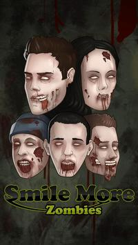 SmileMoreZombies poster