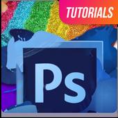 Tutorials Photoshop CS7 - Video icon