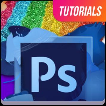 Tutorials Photoshop CS7 - Video poster