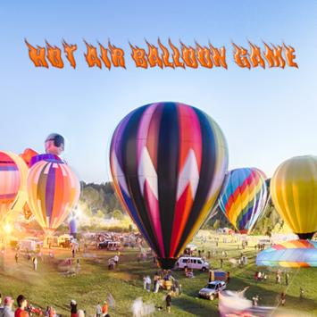 Free Hot Air Balloon Game poster