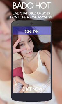 Hot Badoo Free Girls Video apk screenshot
