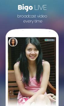 Hot Bigo Live Broadcasting App poster