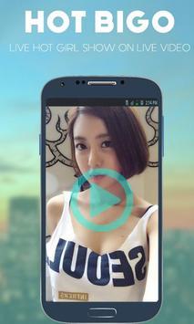 Hot Bigo Live Girl Video Show apk screenshot
