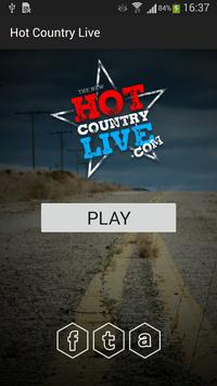 Hot Country Live poster