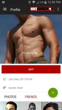 HotDaddy4U Dating App screenshot 4