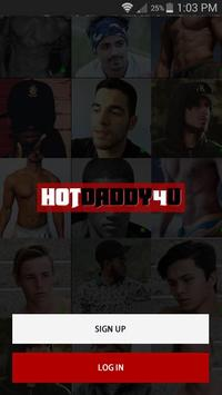 HotDaddy4U Dating App screenshot 1