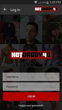 HotDaddy4U Dating App screenshot 2