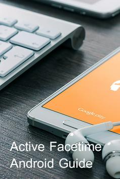 Active Facetime Android Guide poster