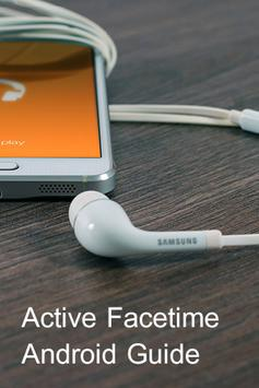 Active Facetime Android Guide screenshot 1