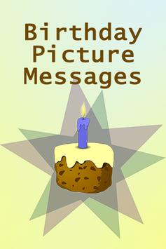 Birthday Picture Messages apk screenshot