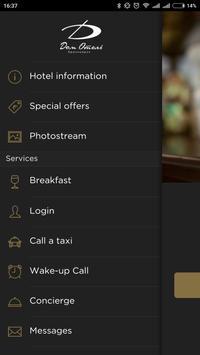 DOM Hotels apk screenshot