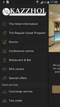 Kazzhol Hotels screenshot 1