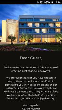 Kempinski Hotel Adriatic screenshot 1