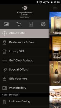 Kempinski Hotel Adriatic screenshot 2