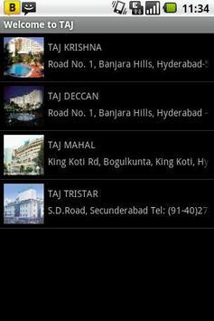 Hotel Management apk screenshot