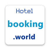 Hotel booking.world icon