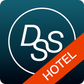 DSS Hotel System。旅館發卡系統 icon