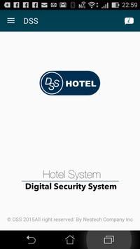 DSS Hotel System。旅館發卡系統 poster