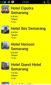 SIG Hotel Semarang apk screenshot