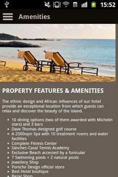 Hotel Mobile App poster