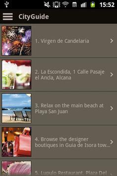 Hotel Mobile App screenshot 1