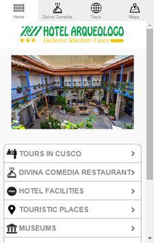 Hotel Arqueologo Cusco poster