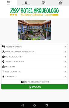 Hotel Arqueologo Cusco apk screenshot
