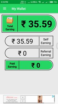 Earn using Motel Booking screenshot 1