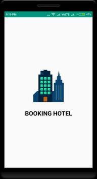 Earn using Hotel Booking poster