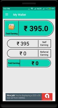 Earn using Hotel Booking screenshot 2