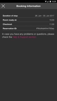 BoxHotel - sleep smarter! apk screenshot