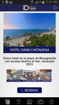 Hotel Dann Cartagena poster