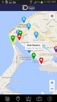 Hotel Dann Cartagena apk screenshot