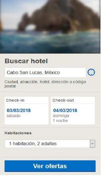 Hoteles en Cabo San Lucas poster