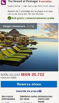 Hoteles en Cabo San Lucas screenshot 1