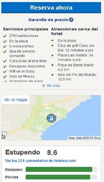 Hoteles en Cabo San Lucas screenshot 2