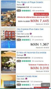 Hoteles en Cabo San Lucas screenshot 3