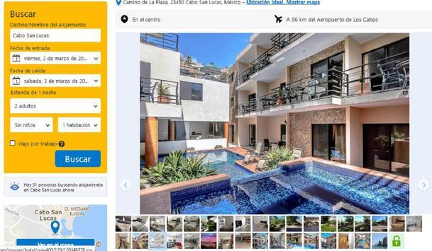 Hoteles en Cabo San Lucas screenshot 5