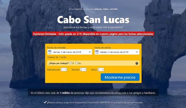 Hoteles en Cabo San Lucas screenshot 6