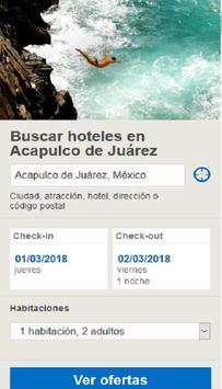 Hoteles en Acapulco poster